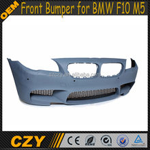 PP Auto Body kits F10 M5 Front Bumper for BMW F10