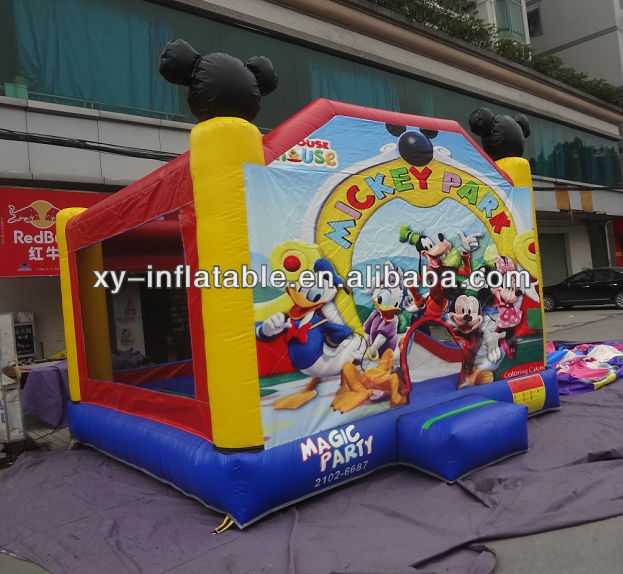 Kids toy cheap inflatable bouncers for sale