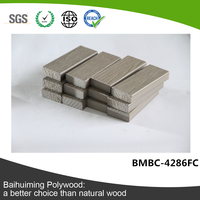 Wearable 15mm pvc polywood board material for outdoor furniture