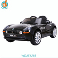 WDJE1288 Licensed BMW Z8 ride on toy, with music and light door open 2.4g rc for kids play best quality 6V 12V battery optional