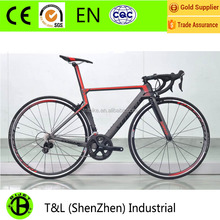 RAIKE super light weight full carbon fiber road bike from china factory