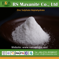 fertilizer supplement price supplier manufacturing zinc sulphate heptahydrate