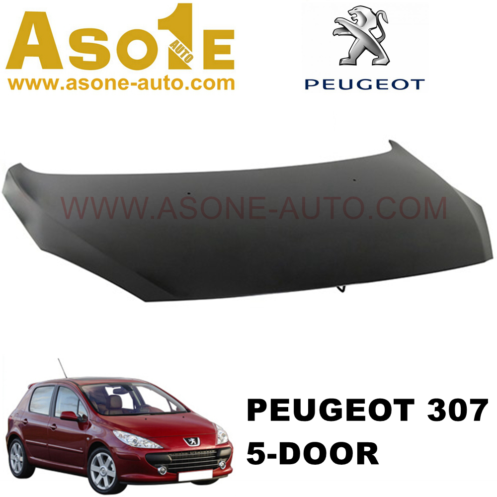 CHINESE FACTORY PEUGEOT 307 STEEL CAR ENGINE HOOD