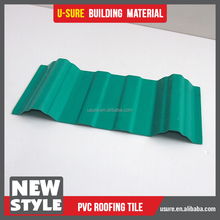 pet plastic sheet construction material partition wall pvc drain cover