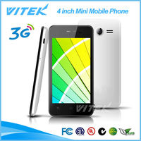 2014 Android 4 inch Dual Core GPS 3G BT Chinese Mini Mobile Phone