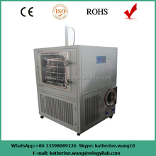 Large lyophilized powder machine