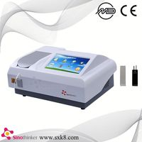 SK3002B lab reagents semi automatic chemistry analyzer apparatus