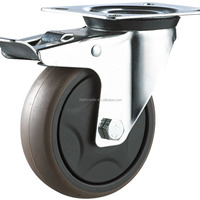 200mm Caster Wheels For Industrial With