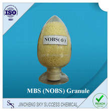 granule rubber chemical/rubber accelerator mbs(nobs) MOR