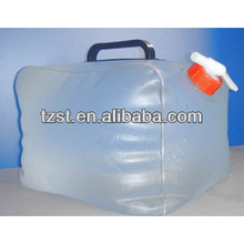 PVC Collapsible water Container 10L