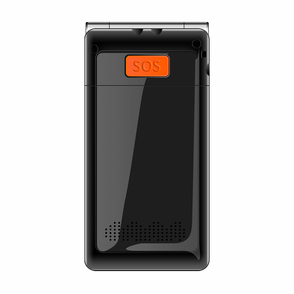 New Product vkworld Z5 1000mAh Big Battery Senior Cell Phone China Manufacture 3G Elder GSM Flip Mobile Phone