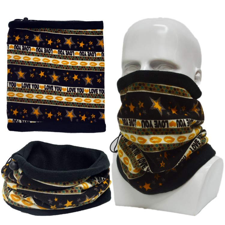 Wholesale Microfiber Polyester Multifunctional Scarf Neck Gaiter