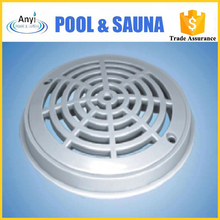 High quality wall inlet swimming pool man drain swimming pool wall inlet