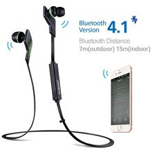 High quality bass stereo earphones V4.1 Earphone For Samsung, Bluetooth Earphone Sport, Bluetooth Ear Phone