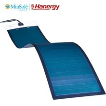 Hanergy 75w Miasole thin film solar panel flexible photovoltaic