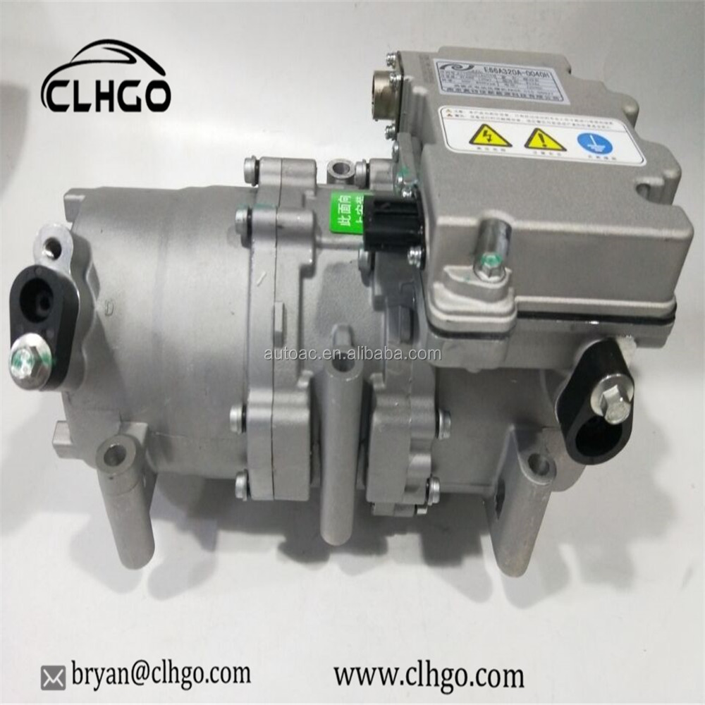 Electric car ac compressor DC <strong>12v</strong> Compressor Hot Automotive Electric Air Conditioning Compressor