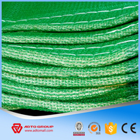 Green Construction Building Scaffolding Safety Net,nylon polyethlene hdpe Plastic Type and Multifilament Style safety net