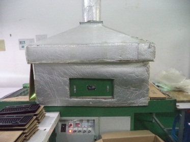 UV Oven Processing