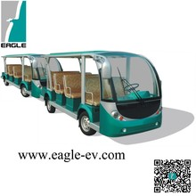 22 seater sightseeing tram EG611TB +EG6118TB trailer