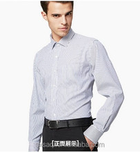 cotton/polyester basic men's shirt