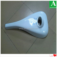 OEM design vacuum form hard long white cover