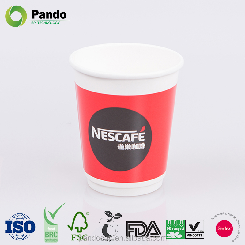 16oz printed paper cups wholesale