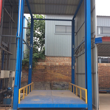 The garage/parking lots used car lift for sale hydraulic scissor lifter scissor car elevator