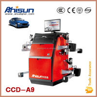 camera digital 4 autoboss wheel alignment machine and balancing