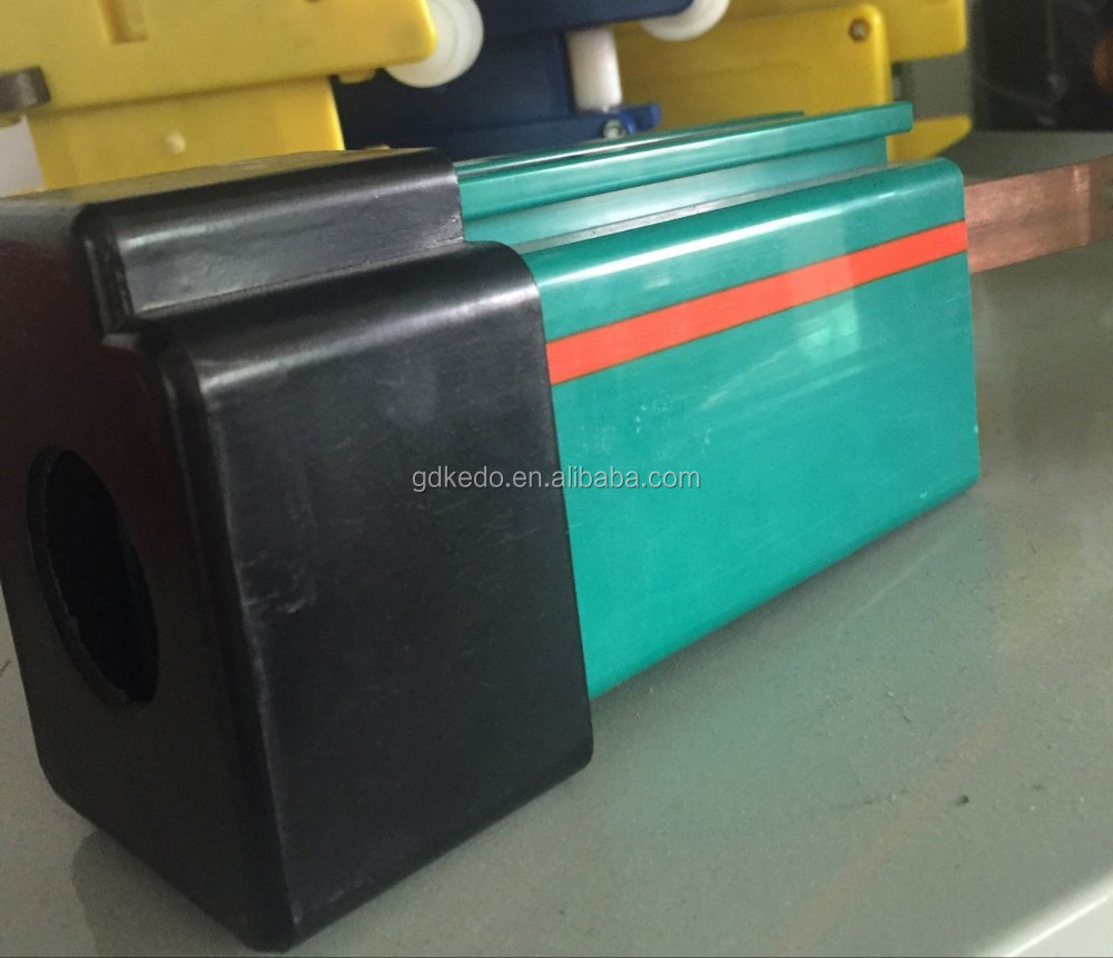 Safety Flexible Enclosed Multipole Crane Conductor busbar