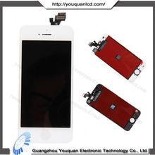 digitizer touch screen assembly replacement, lcd for iphone 5