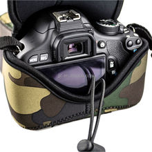 JJC OC-MC3 Neoprene Digital Camera Bag for Canon for Nikon