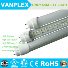 UL LED Tube Light LED Fluorescent Light 50000 Hours Life Span