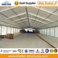 10 x 60 industrial tents sale with 20 years long life span