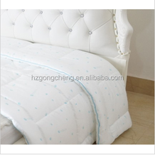 100%tencel satin jacquard quilt the best choice for summer