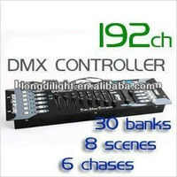 DMX Operator 192 DJ Lighting Controller