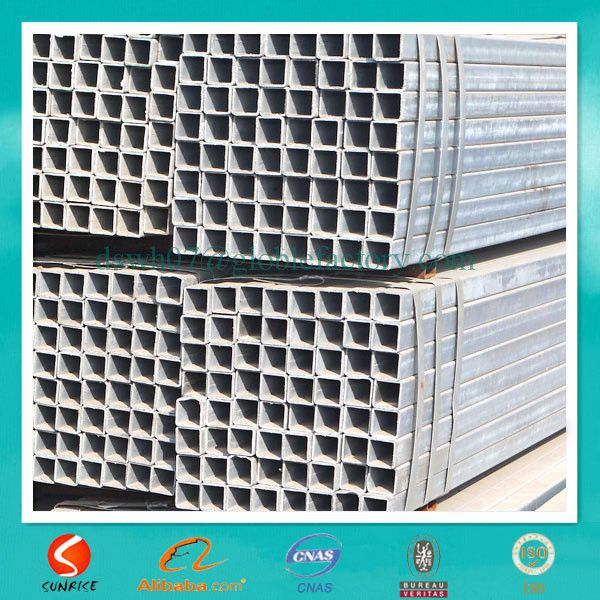 ASTM A 53 galvanized steel tubes /galvanized welded steel pipes/galvanized cast iron tubes