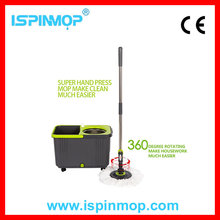 USA cleaning mop with Stainless Steel Basket