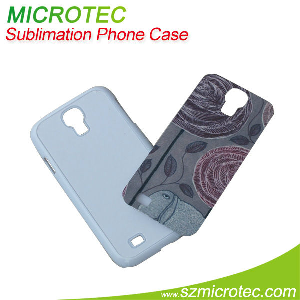 Sublimation plastic phone cover for bb z10 case