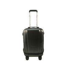 Fancy Combination Lock And Durable Abs Travel Trolley Luggage