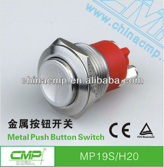 19mm Momentary Rocker Switches (TUV,CE,BV,Rohs)