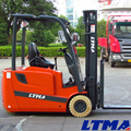 LTMA forklift 1.5 ton mini electric forklift with 3-wheels