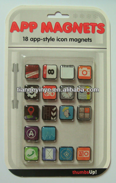 Icon Magnet Set for iPhone