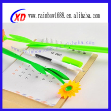 Promotional Silicone pen with customized logo /ball pen