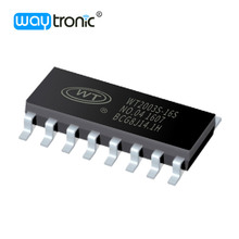 High Quality UART Control USB Programmable Audio IC Chip for Induction Cooker