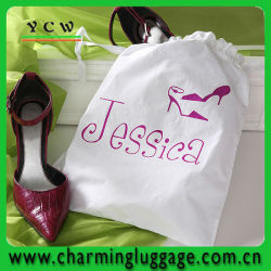 fashion custom shoe pouch for gift