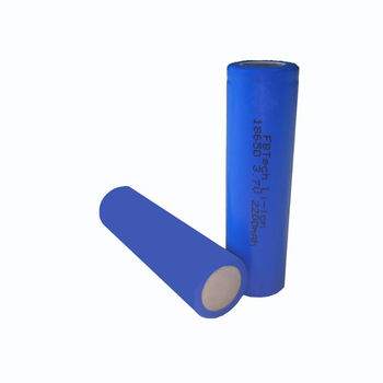 ICR18650 3.7V 2200mAh Li-ion Battery