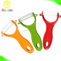 The ceramic fruit and vegetable peeler