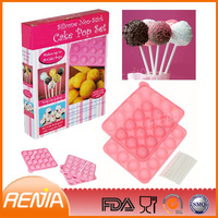 RENJIA cake pop maker,cake form,silicone giant cupcake pan