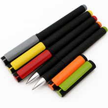 School stationery office pen supplier free samples gel promational gel pen high quality and gel ink penn