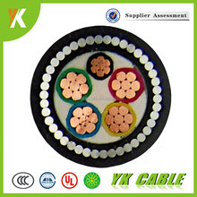 high quality low voltage armoured 5 core 5x25mm2 5x35mm2 5x70mm2 5x120mm2 electrical power supply cable